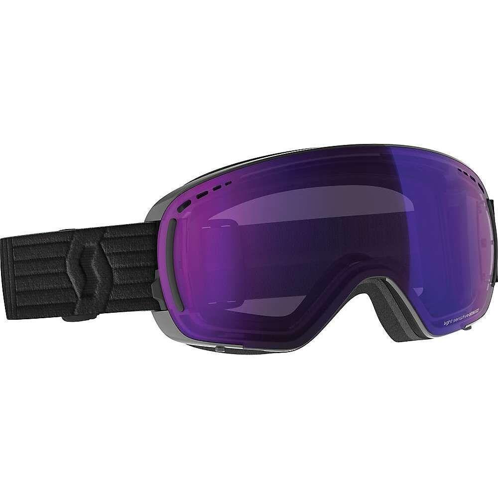 スコット ユニセックス スキー スノーボード ゴーグル Black Light Sensitive Compact Chrome USA LCG AL完売しました。 サイズ交換無料 Scott 流行 Blue Goggle