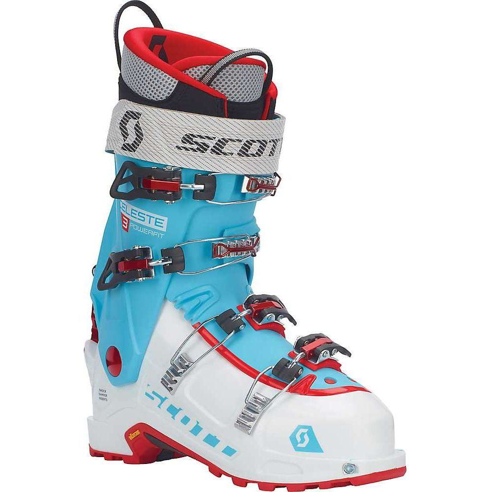 スコット レディース スキー スノーボード シューズ 靴 White 安い 激安 プチプラ 高品質 お中元 Bermuda Blue Boot Ski ブーツ USA Celeste Scott サイズ交換無料 III