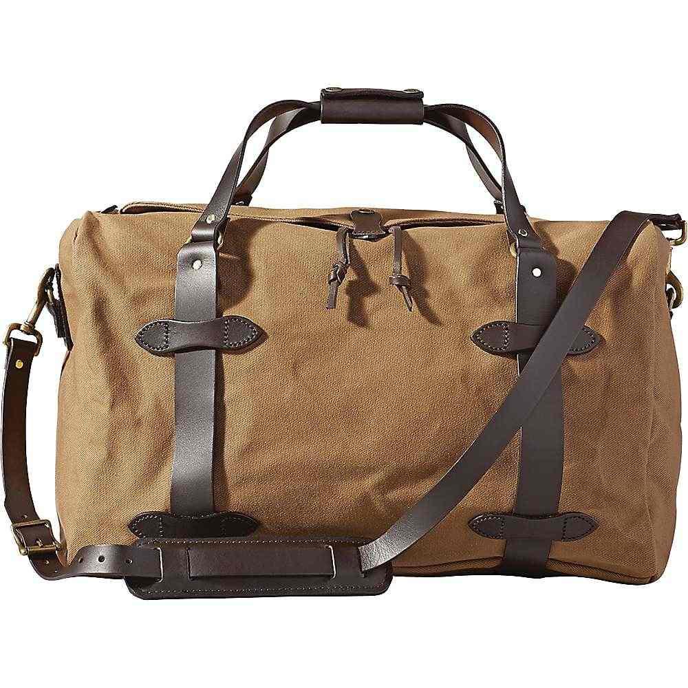 フィルソン ユニセックス バッグ ボストンバッグ・ダッフルバッグ【Filson Medium Duffle Bag】Tan