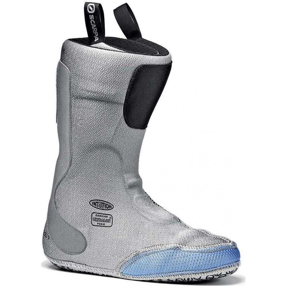 スカルパ レディース 限定価格セール シューズ 即出荷 靴 インソール 靴関連用品 Silver Precision Scarpa サイズ交換無料 Liner Intuition High
