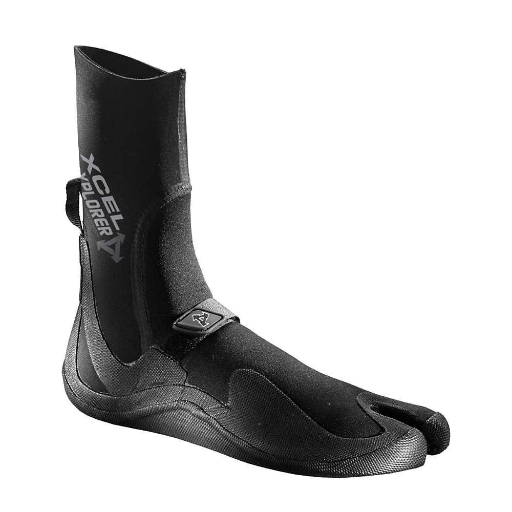 エクセル レディース シューズ・靴 ウォーターシューズ【Xcel Xplorer Split Toe 3MM Boot】Black