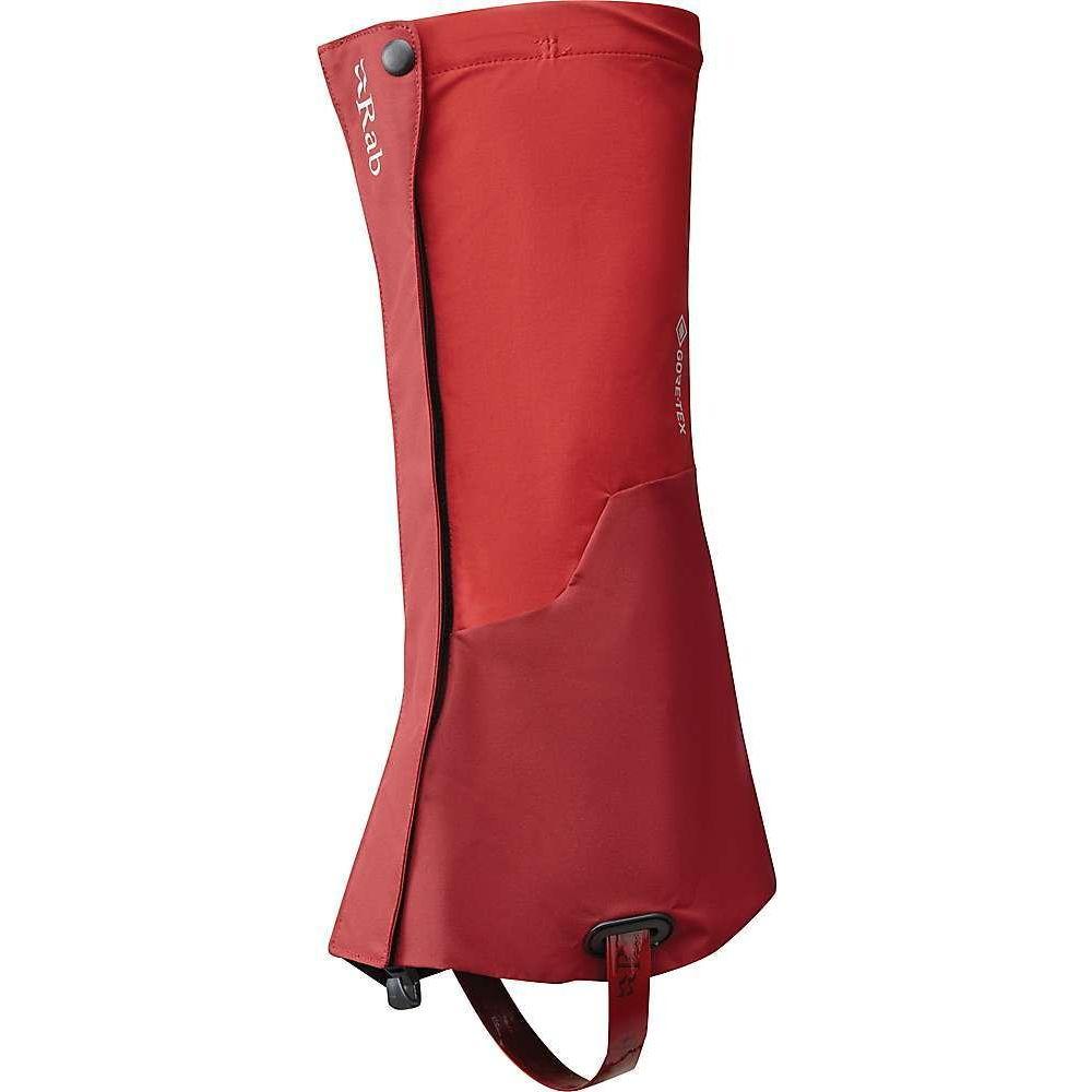 ラブ ユニセックス シューズ 靴 注文後の変更キャンセル返品 インソール 靴関連用品 Ascent Gaiter GTX Latok Rab Red アウトレット サイズ交換無料