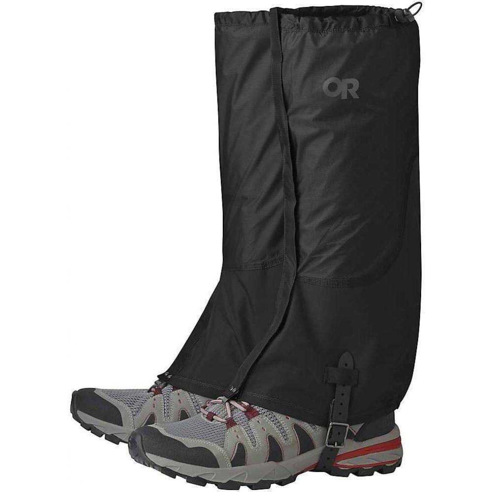 アウトドアリサーチ レディース シューズ 靴 信託 インソール 靴関連用品 Gaiter Helium Black サイズ交換無料 全店販売中 Outdoor Research
