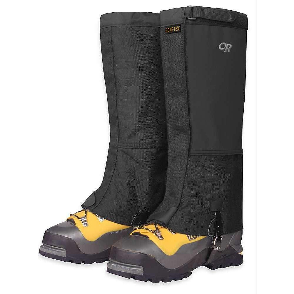 アウトドアリサーチ 売れ筋 メンズ シューズ 靴 インソール 靴関連用品 Crocodiles サイズ交換無料 Black 店内全品対象 Expedition Outdoor Research