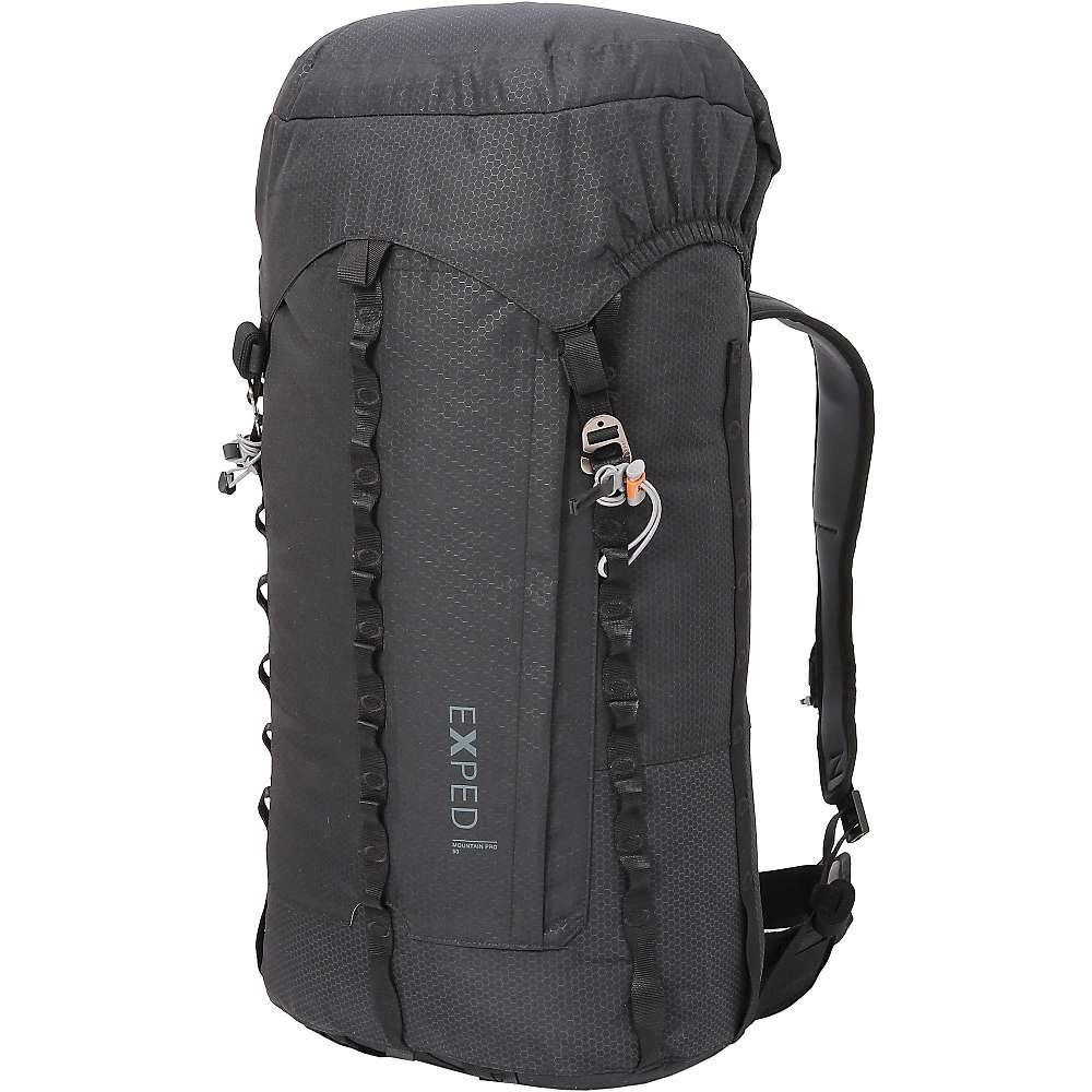 エクスペド ユニセックス バッグ バックパック・リュック【Exped Mountain Pro 50 Pack】Black