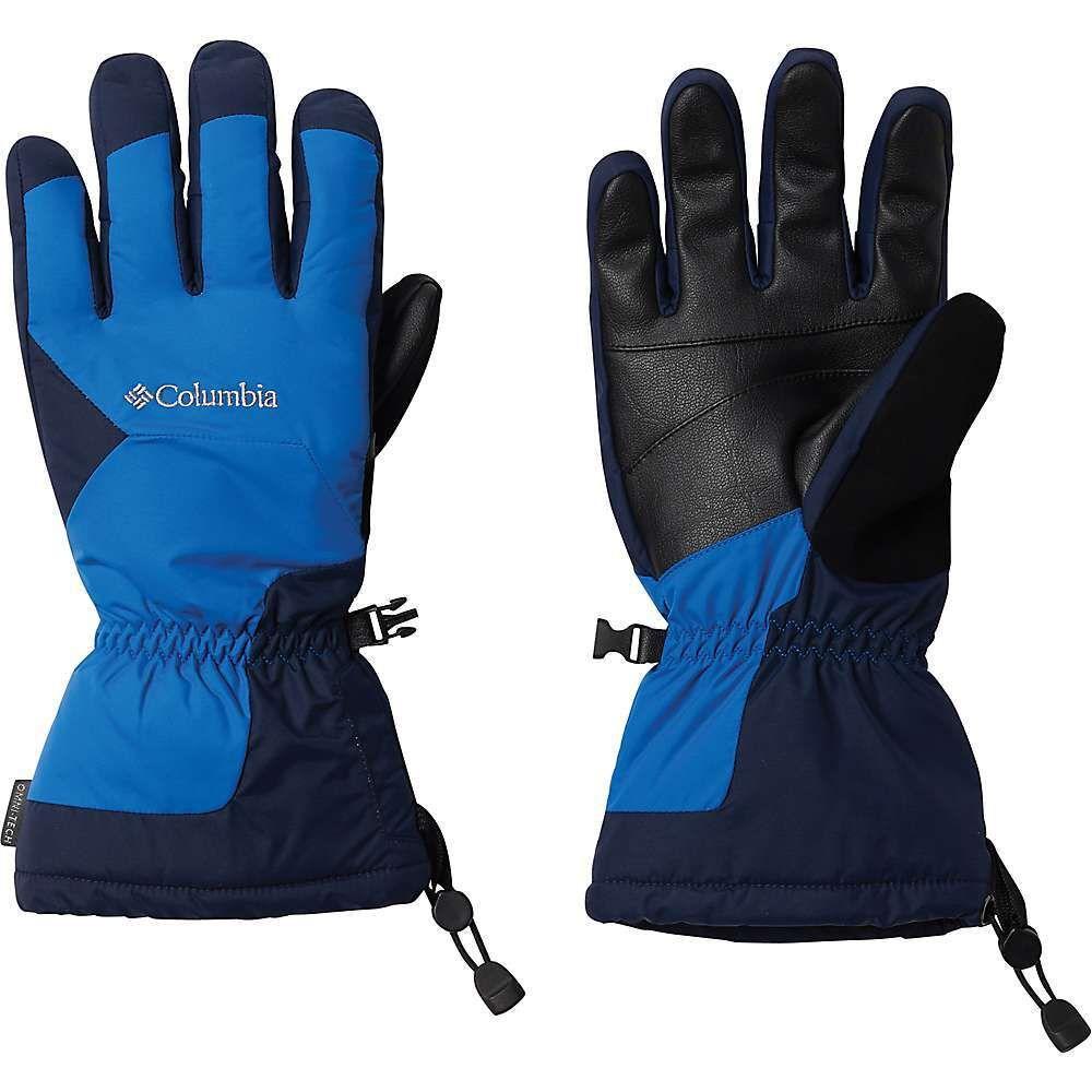 コロンビア ご予約品 メンズ ファッション小物 手袋 グローブ Bright Indigo Tumalo Glove Navy Mountain サイズ交換無料 Columbia 卓抜 Collegiate