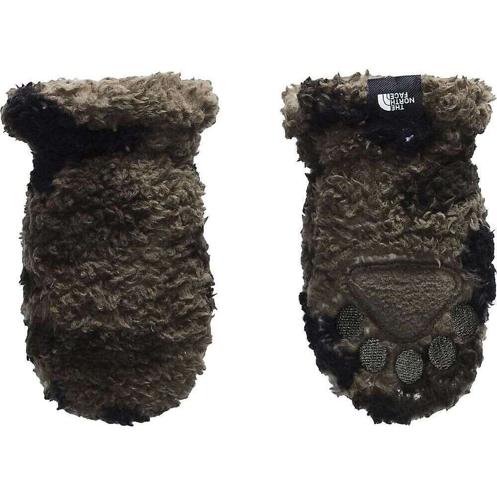 ザ ノースフェイス 限定特価 ユニセックス ファッション小物 手袋 グローブ New メーカー再生品 Taupe Green Duck Bear Print Littles Mitt サイズ交換無料 Camo The Face North