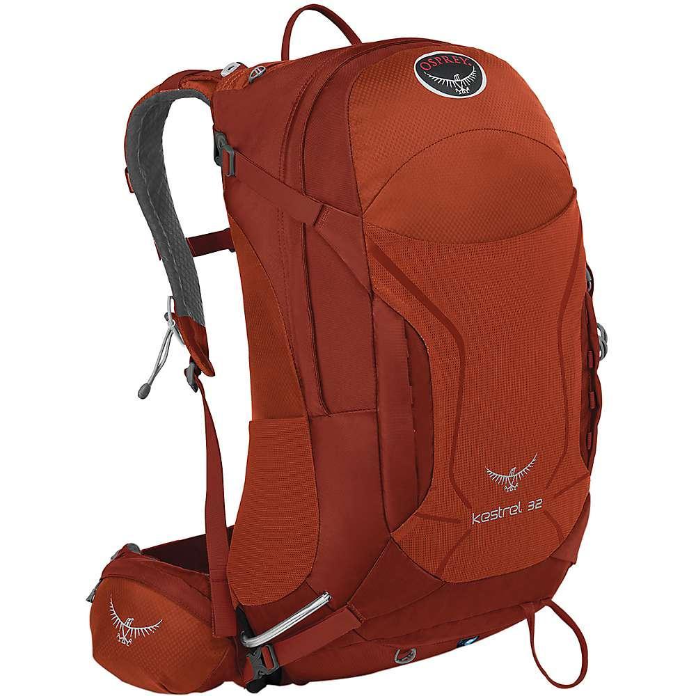オスプレー ユニセックス バッグ バックパック・リュック【Osprey Kestrel 32 Pack】Dragon Red