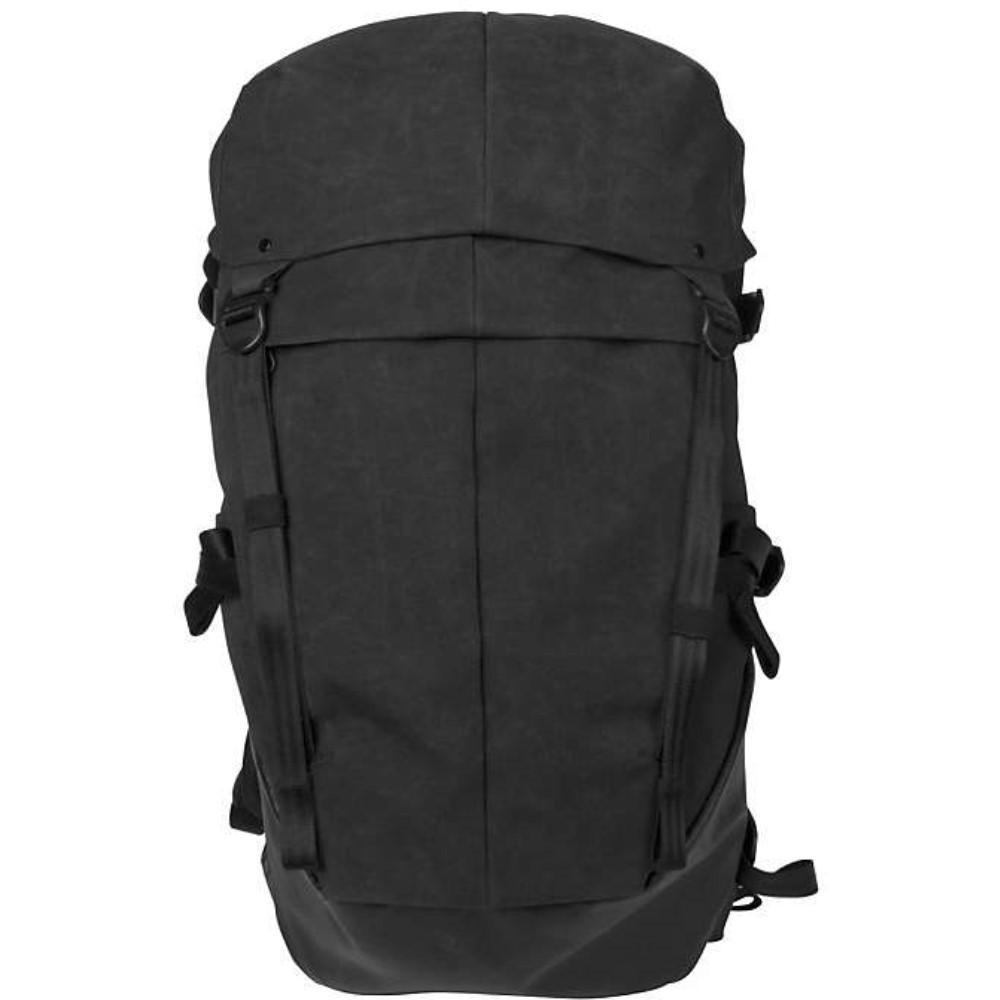 アルケミー エキップメント ユニセックス バッグ バックパック・リュック【Alchemy Equipment 35L Top Load Daypack】Black Waxed Kodra