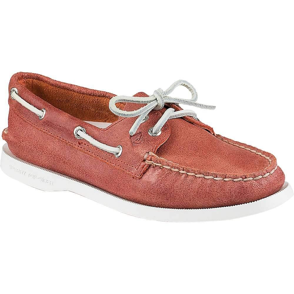 スペリー レディース シューズ・靴【Sperry A/O 2-Eye White Cap Shoe】Coral