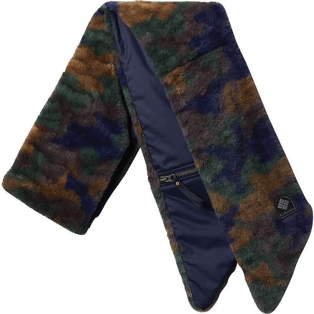 コロンビア ユニセックス ファッション小物 蔵 マフラー 高価値 スカーフ ストール Dark サイズ交換無料 Nocturnal Hill Scarf Primrose Camo Columbia