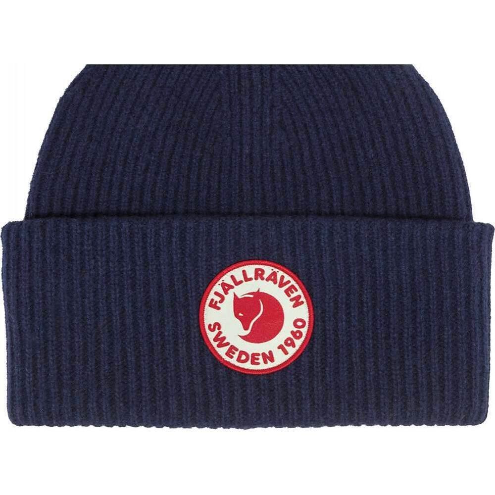 フェールラーベン ユニセックス セール特価品 帽子 Dark Navy Hat Logo サイズ交換無料 1960 Fjallraven 今だけ限定15%OFFクーポン発行中
