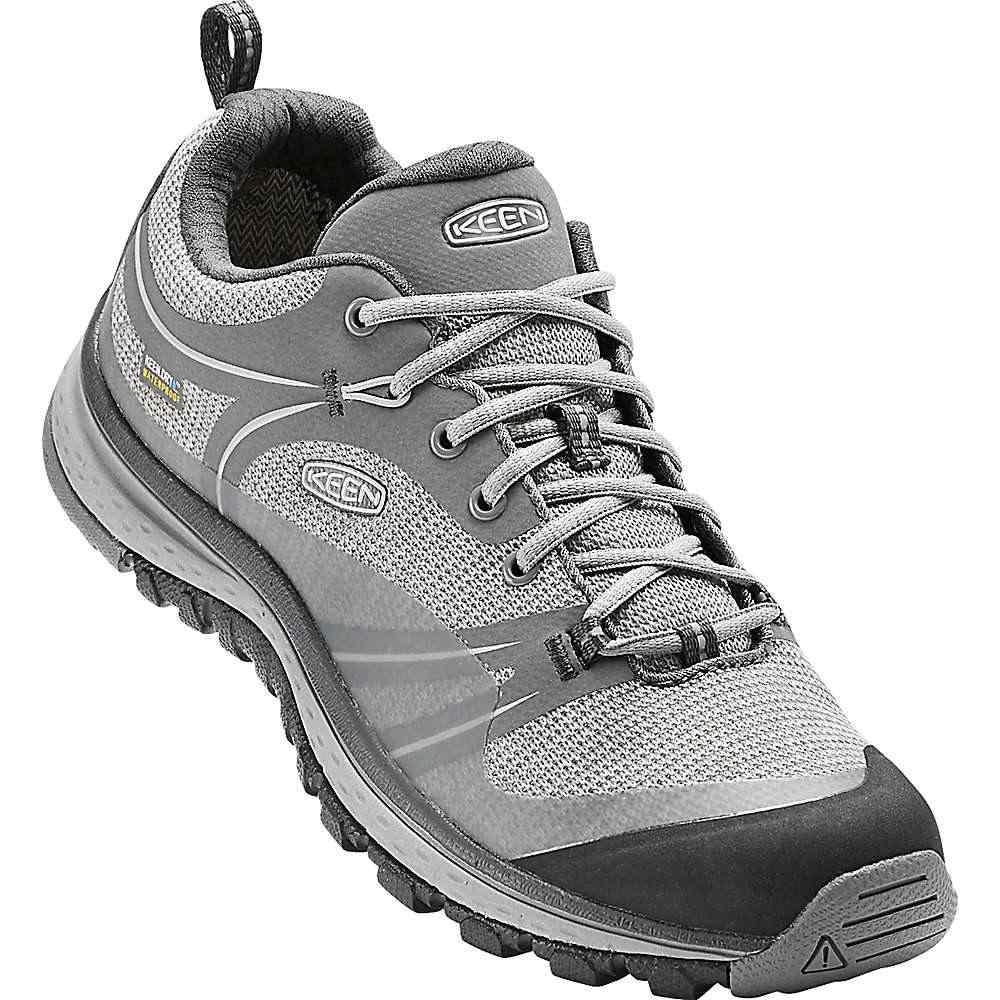 キーン レディース シューズ・靴 ウォーターシューズ【Keen Terradora Waterproof Shoe】Neutral Grey / Gargoyle