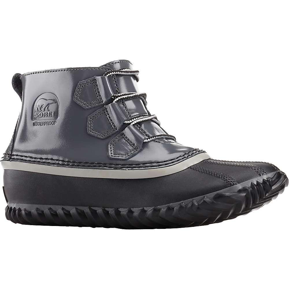 ソレル レディース シューズ・靴 レインシューズ・長靴【Sorel Out N About Rain Boot】Graphite