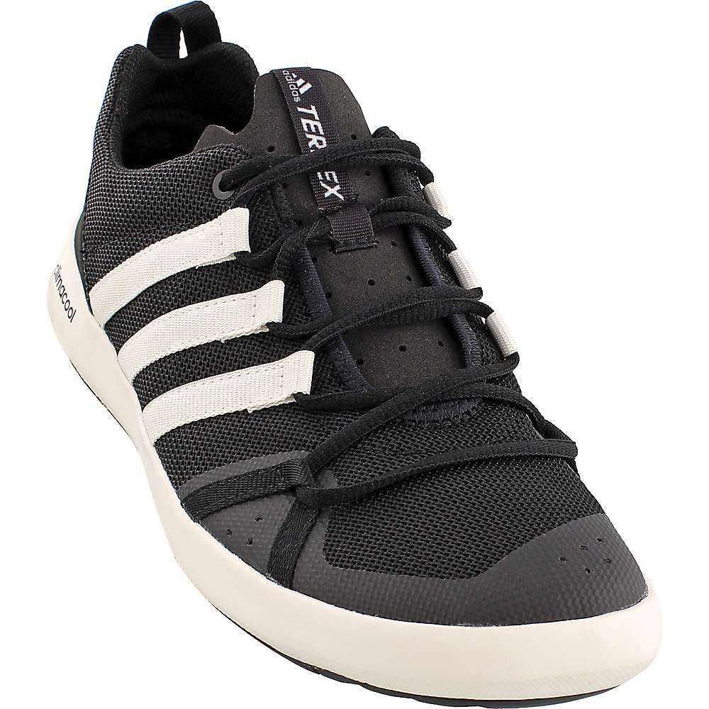 アディダス メンズ シューズ・靴 ウォーターシューズ【Adidas Terrex CC Boat Shoe】Black / Chalk White / Black