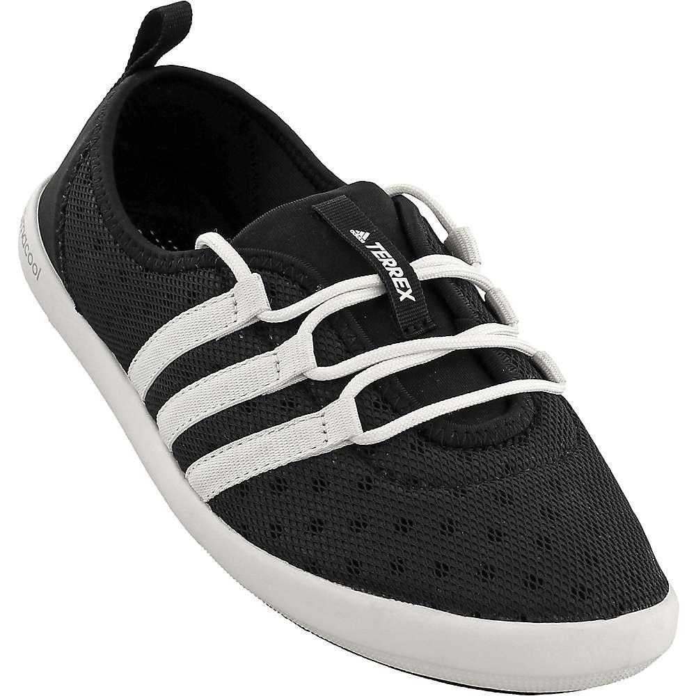 格安販売の アディダス レディース シューズ/・靴/ ウォーターシューズ【Adidas Terrex CC Boat CC Sleek Shoe】Black/ Chalk White/ Matte Silver, イシゲマチ:b8c31a49 --- canoncity.azurewebsites.net
