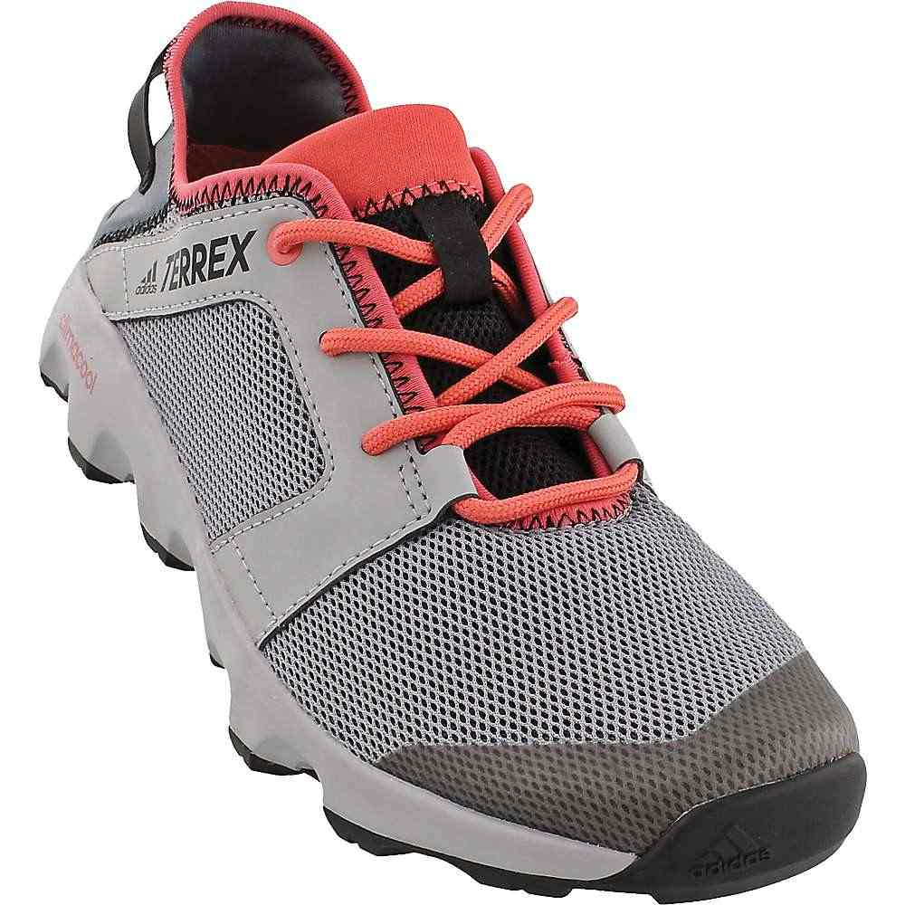 アディダス レディース シューズ・靴 ウォーターシューズ【Adidas Terrex CC Voyager Sleek Shoe】Grey / Black / Tactile Pink