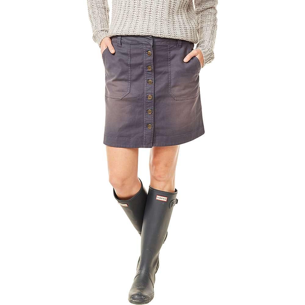 カーヴデザイン レディース スカート【Carve Designs Steamboat Skirt】Jetty
