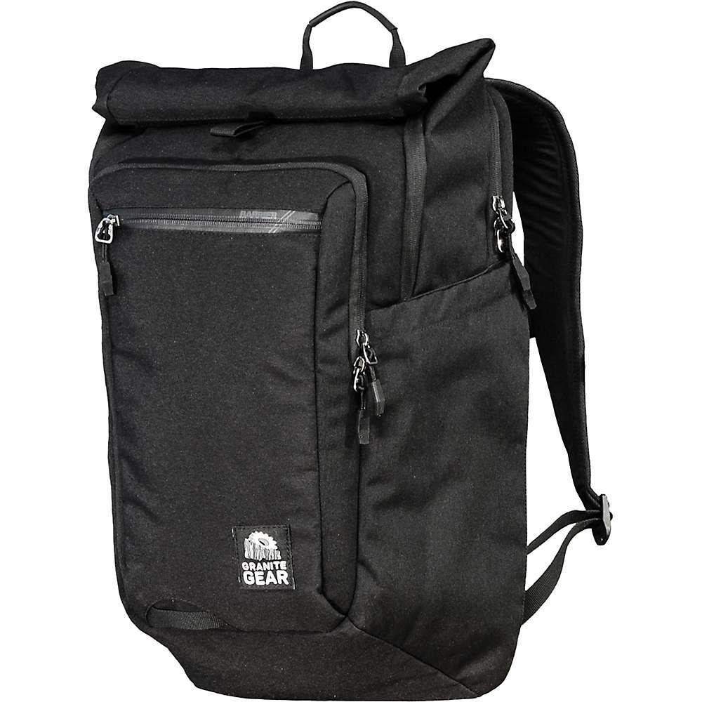 グラナイトギア ユニセックス バッグ バックパック・リュック【Granite Gear Cadence Roll Top Backpack】Black
