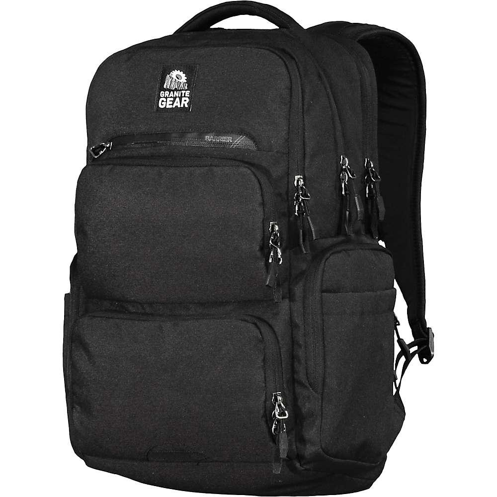グラナイトギア ユニセックス バッグ バックパック・リュック【Granite Gear Two Harbors Backpack】Black