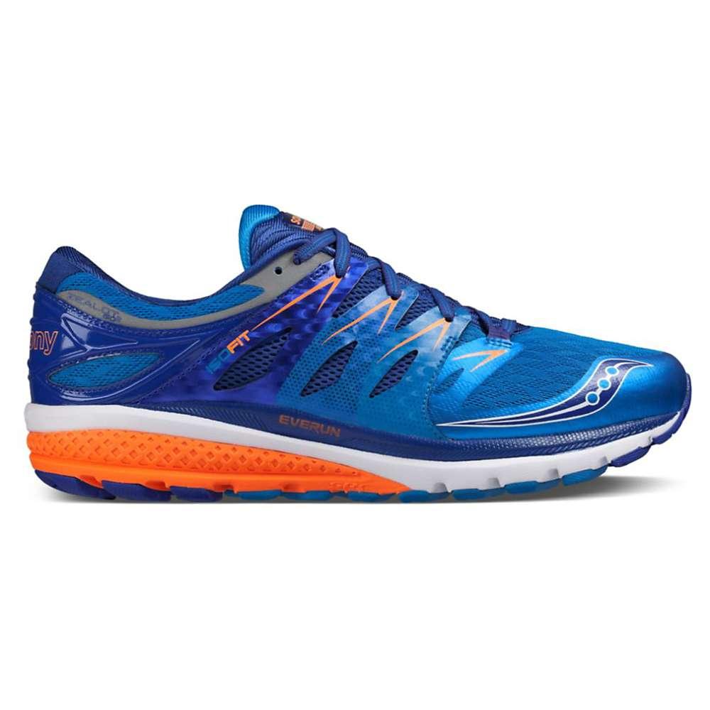 サッカニー メンズ ランニング シューズ・靴【Saucony Zealot ISO 2 Shoe】Blue / Orange