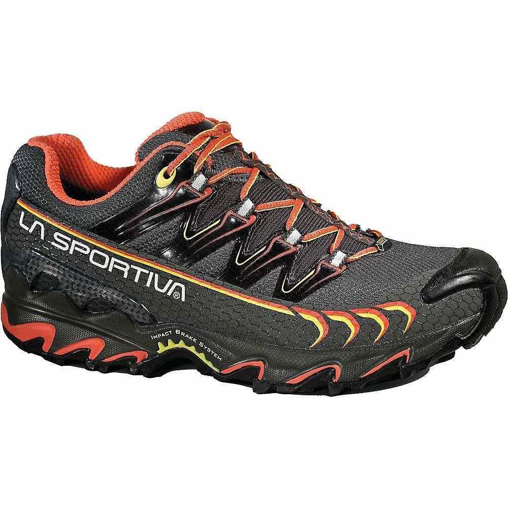 ラスポルティバ レディース 陸上 シューズ・靴【La Sportiva Ultra Raptor GTX Shoe】Grey / Coral