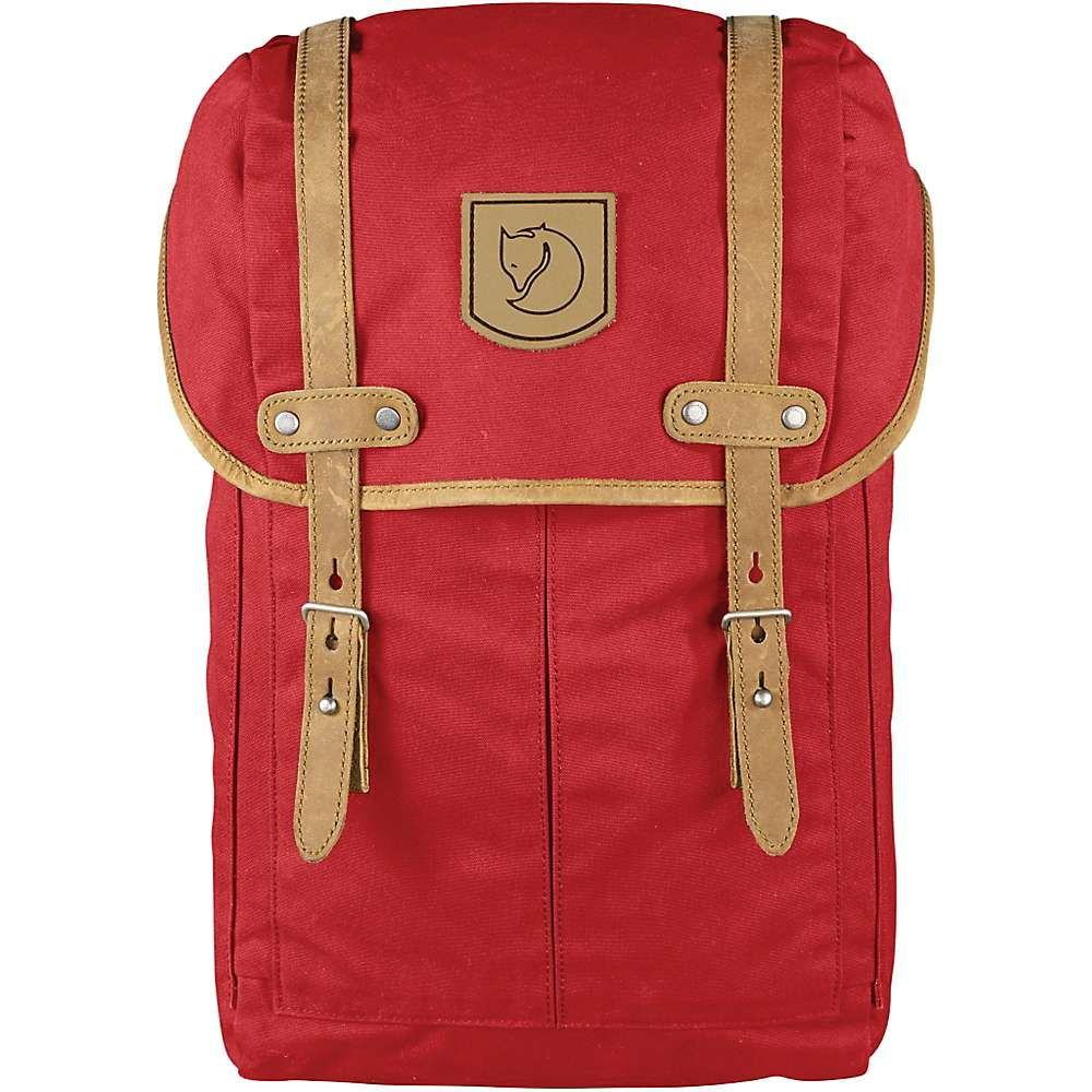 フェールラーベン ユニセックス バッグ バックパック・リュック【Fjallraven Rucksack No. 21 Small】Red