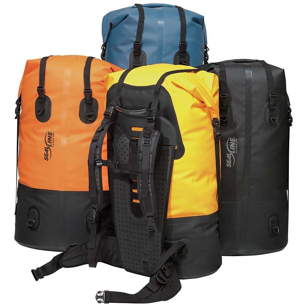 シーライン メンズ ハイキング・登山【SealLine Pro Portage Pack】Black