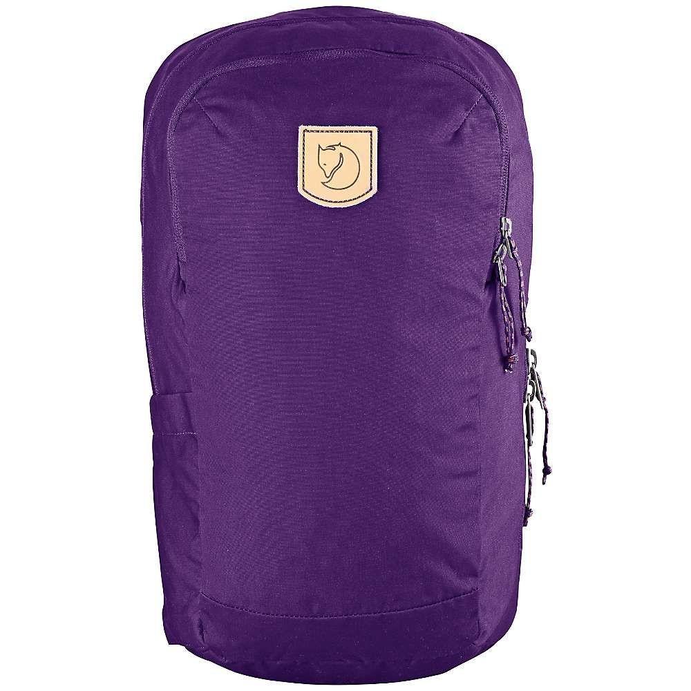 フェールラーベン ユニセックス バッグ バックパック・リュック【Fjallraven High Coast Trail 20L Pack】Purple
