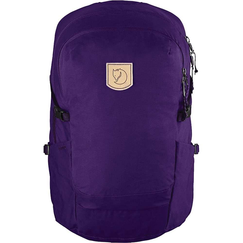 フェールラーベン ユニセックス バッグ バックパック・リュック【Fjallraven High Coast Trail 26L Pack】Purple