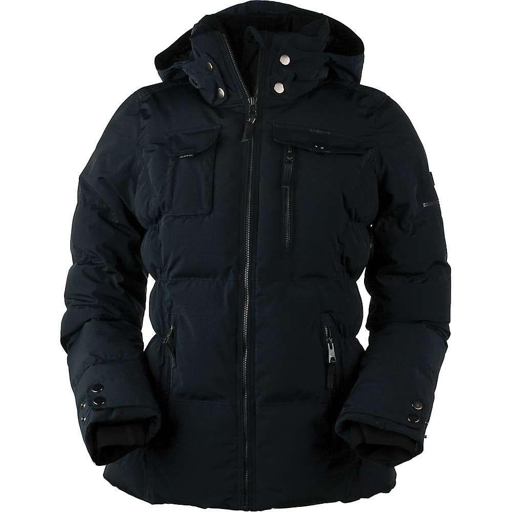 オバマイヤー レディース スキー・スノーボード アウター【Obermeyer Leighton Jacket】Black