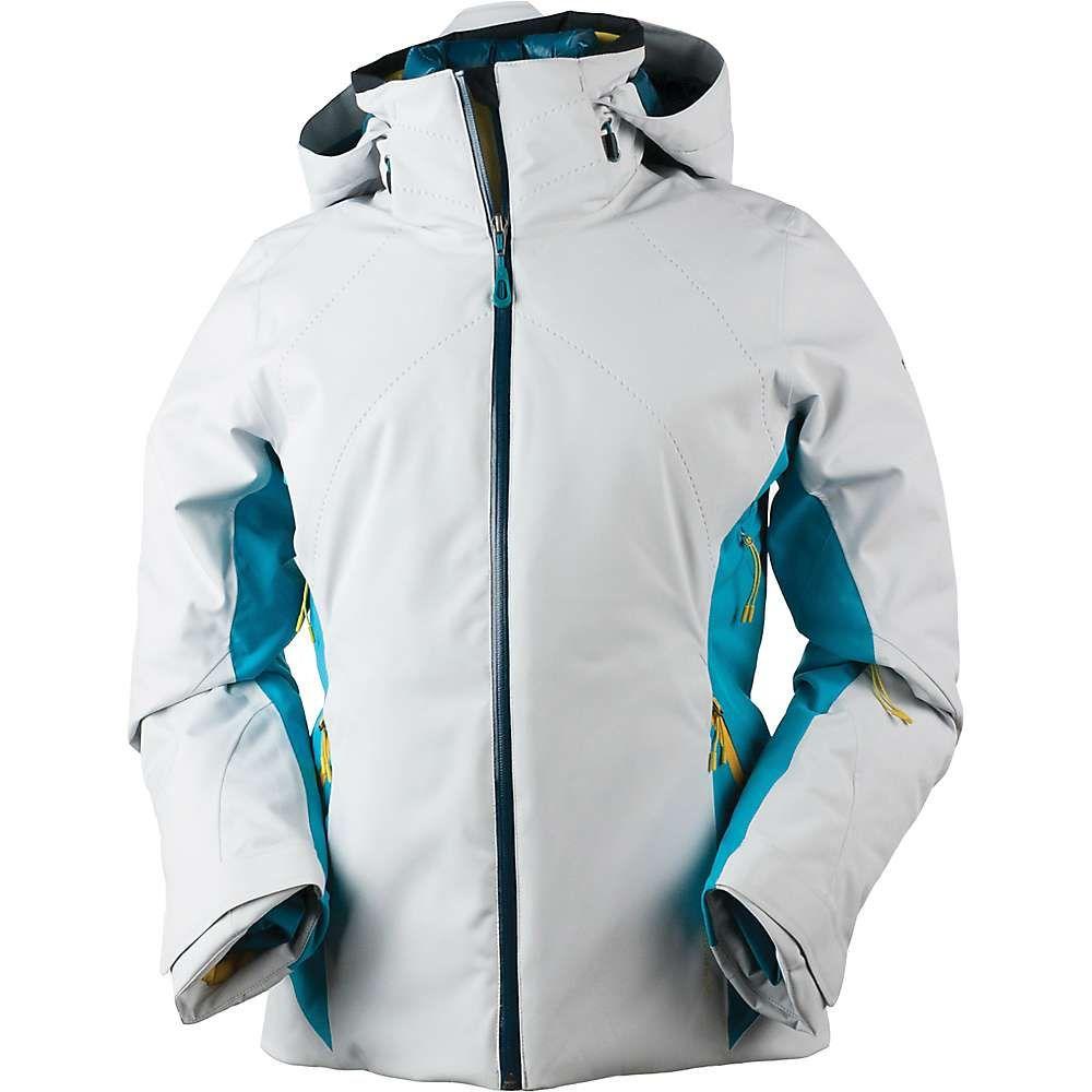 オバマイヤー レディース スキー・スノーボード アウター【Obermeyer Vivid Jacket】Fog