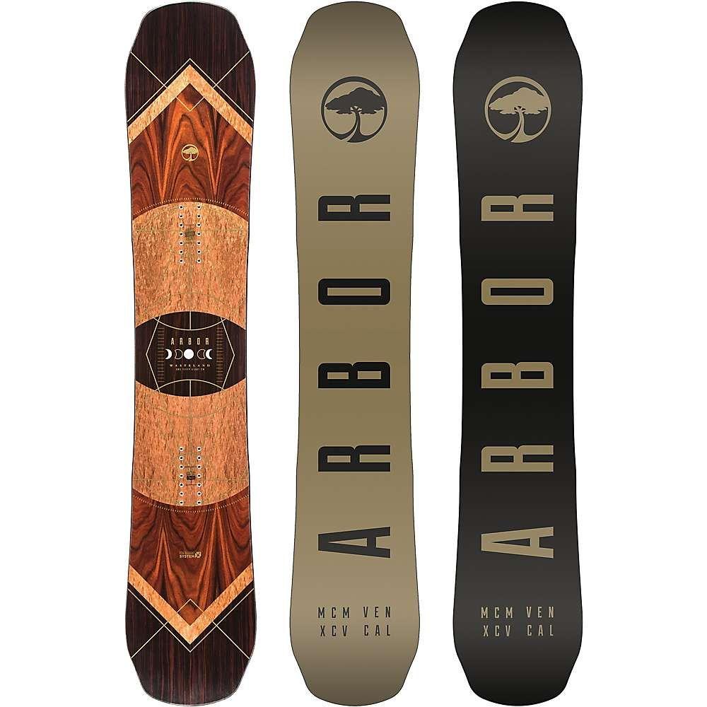 アーバー メンズ スキー・スノーボード ボード・板【Arbor Wasteland Snowboard】