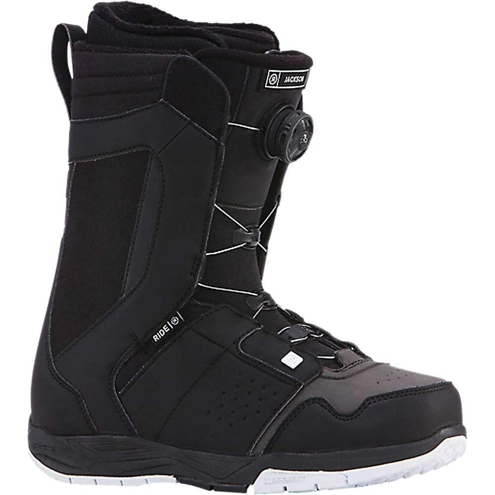 ライド メンズ スキー・スノーボード シューズ・靴【Ride Jackson Snowboard Boot】Black