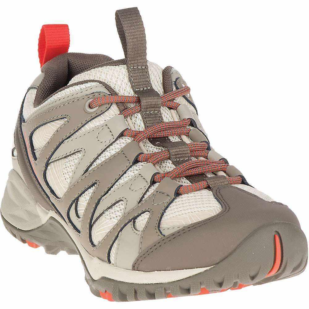 メレル レディース ハイキング・登山 シューズ・靴【Merrell Siren Hex Q2 Shoe】Oyster Grey