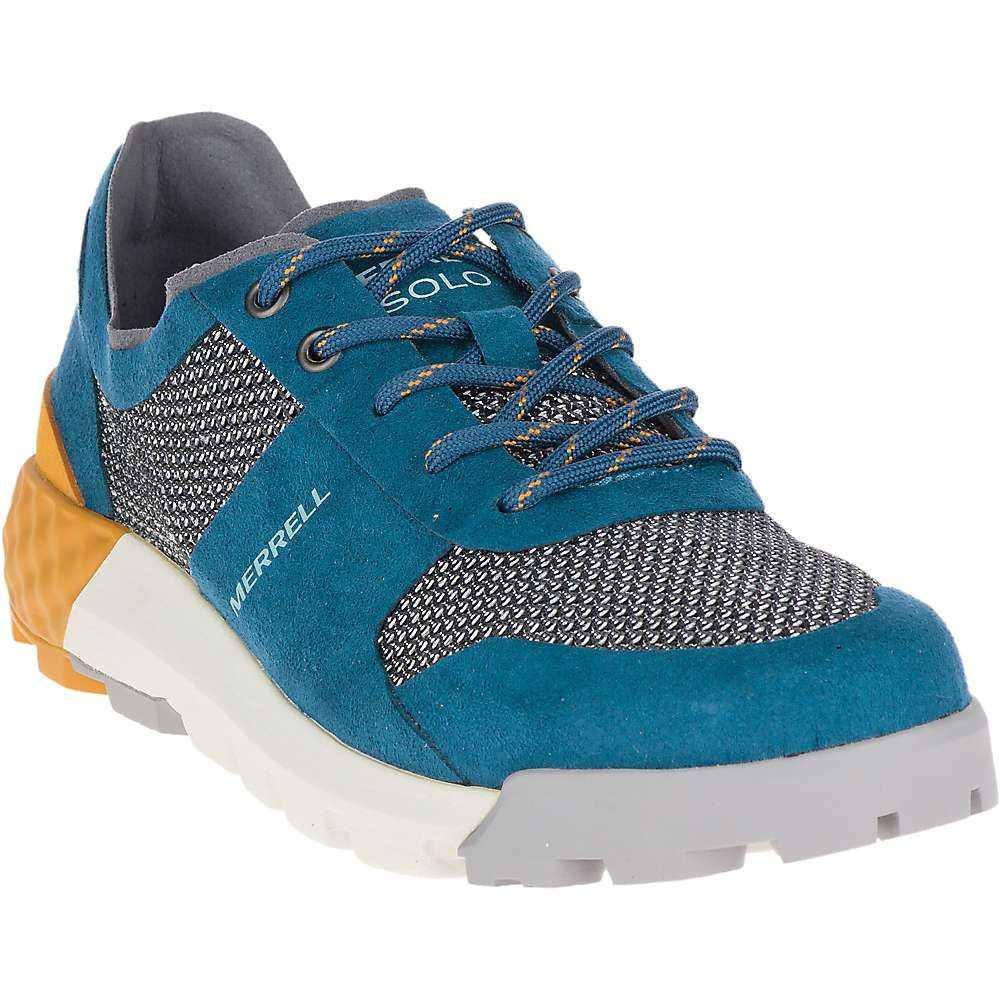 メレル レディース 陸上 シューズ・靴【Merrell Solo AC+ Shoe】Legion Blue
