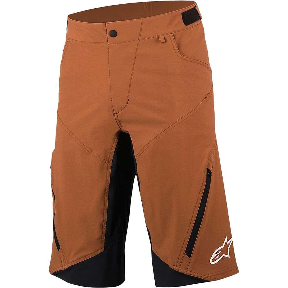 アルパインスターズ メンズ 自転車 ボトムス・パンツ【Alpine Stars Northshore Short】Burnt Orange / Black