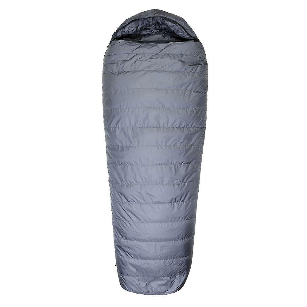ウェスタンマウンテニアリング メンズ ハイキング・登山【Western Mountaineering Sequoia Gore Windstopper Sleeping Bag】Grey