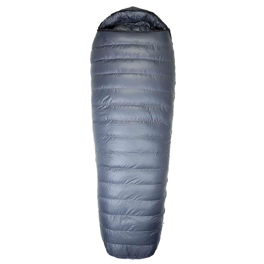 ウェスタンマウンテニアリング メンズ ハイキング・登山【Western Mountaineering Sequoia MF 5 Degree Sleeping Bag】Grey