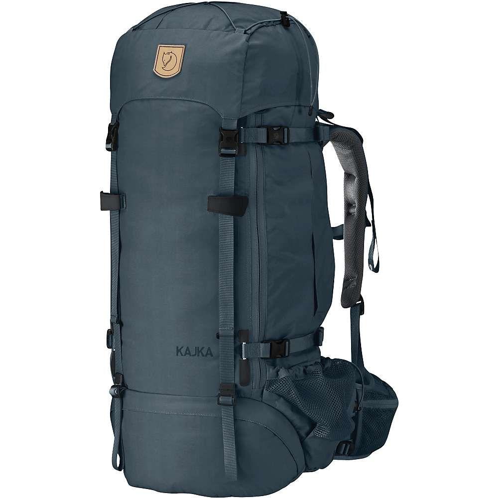 フェールラーベン メンズ ハイキング・登山【Fjallraven Kajka 75 Pack】Graphite
