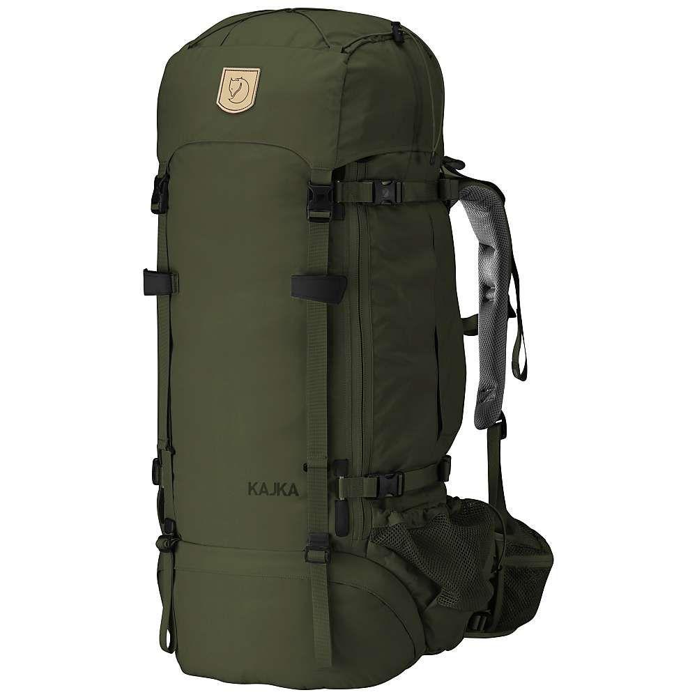 フェールラーベン メンズ ハイキング・登山【Fjallraven Kajka 75 Pack】Forest Green