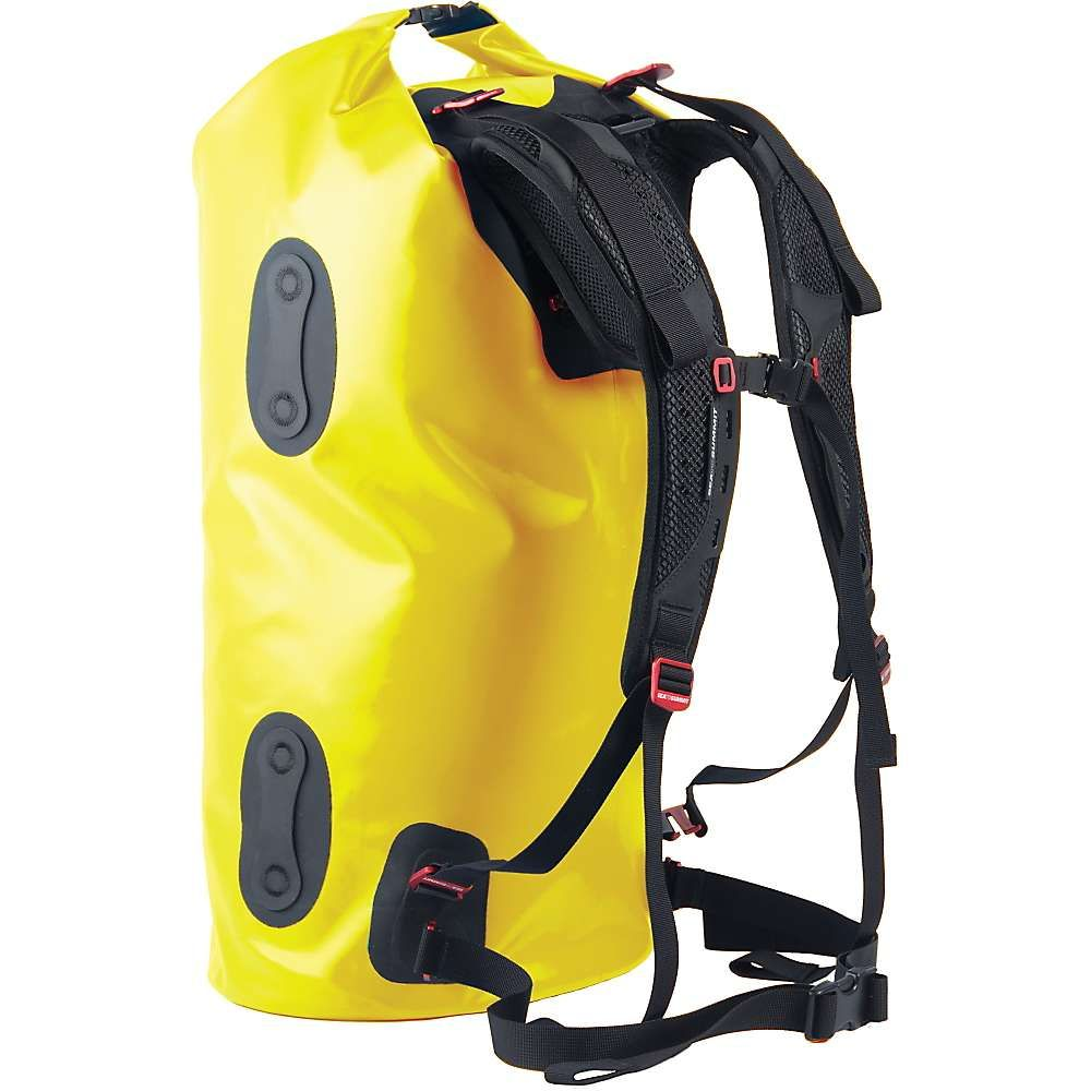 シー トゥ サミット ユニセックス バッグ バックパック・リュック【Sea to Summit Hydraulic Dry Pack】Yellow
