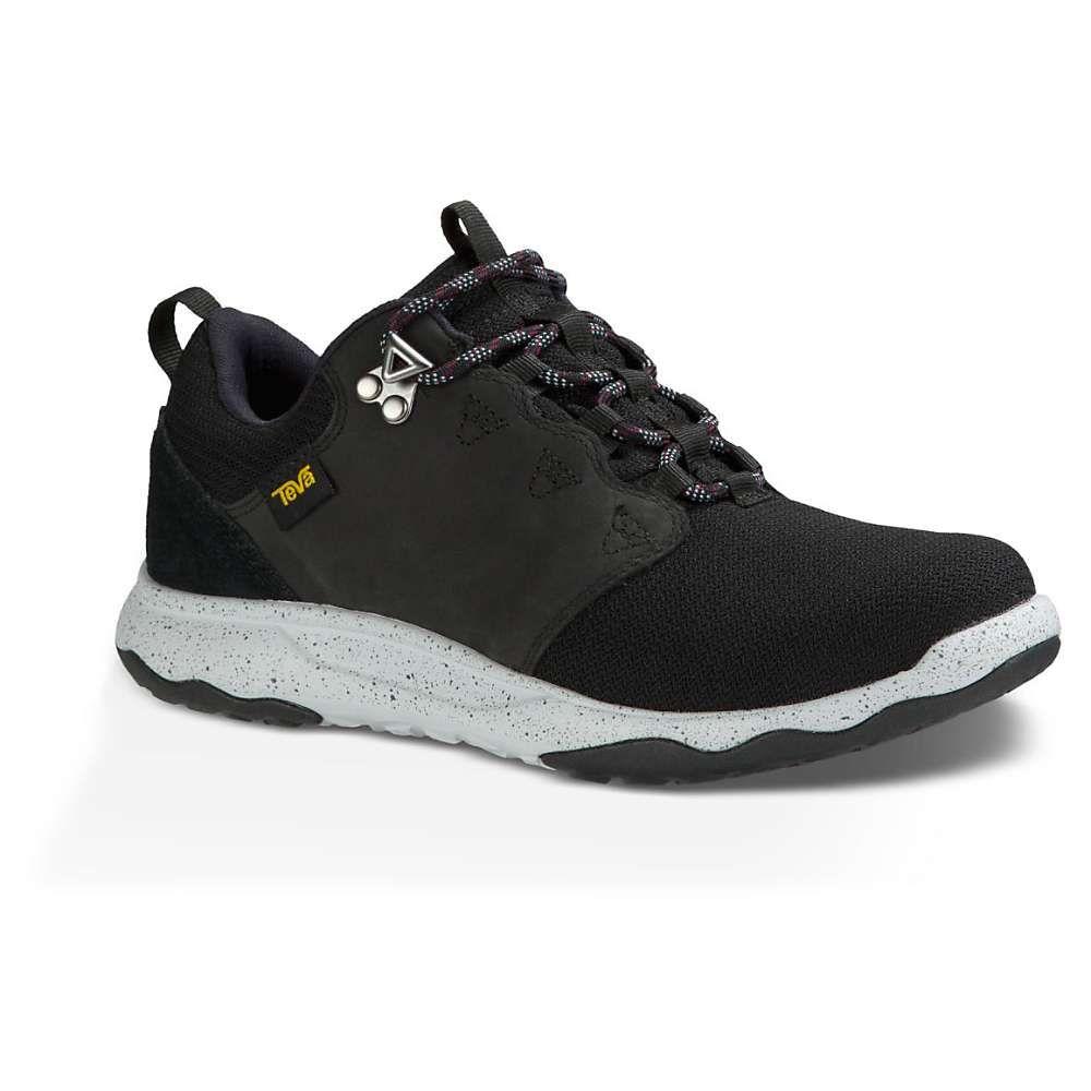 テバ レディース ハイキング・登山 シューズ・靴【Teva Arrowood Waterproof Shoe】Black