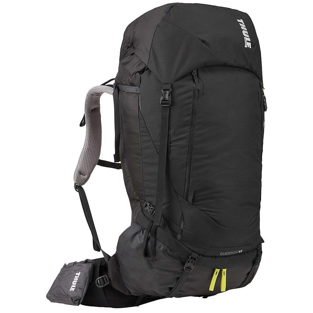 スーリー メンズ ハイキング・登山【Thule Guidepost 65L Pack】Obsidian