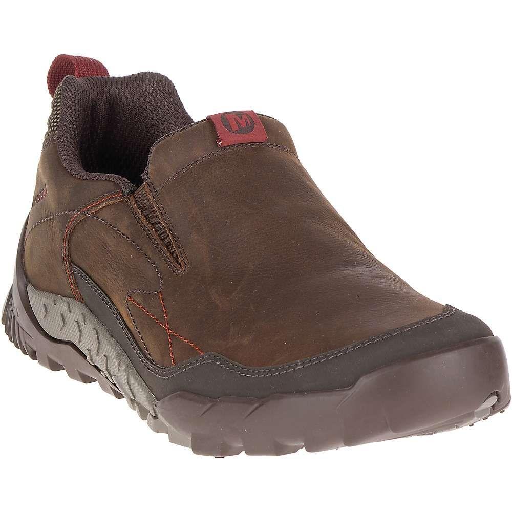 メレル メンズ ハイキング・登山 シューズ・靴【Merrell Annex Trak Moc Shoe】Clay