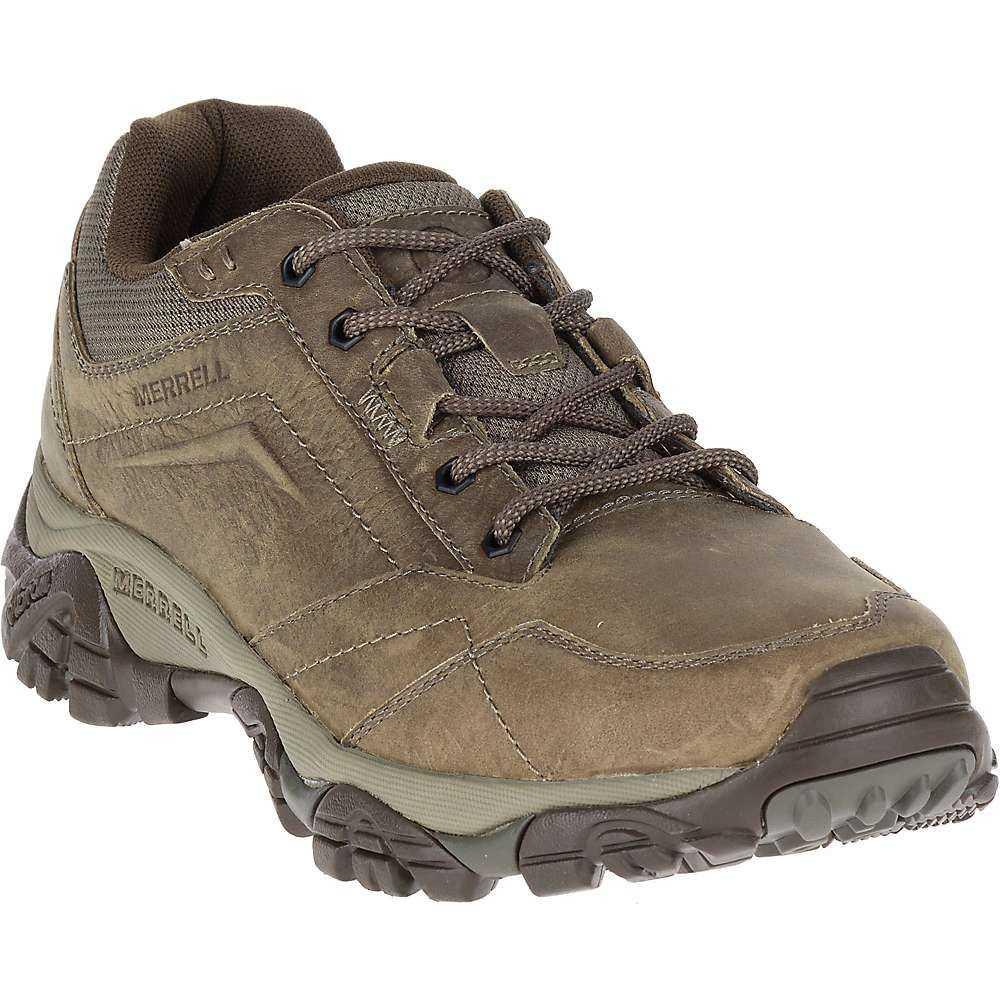 メレル メンズ ハイキング・登山 シューズ・靴【Merrell Moab Adventure Lace Shoe】Boulder