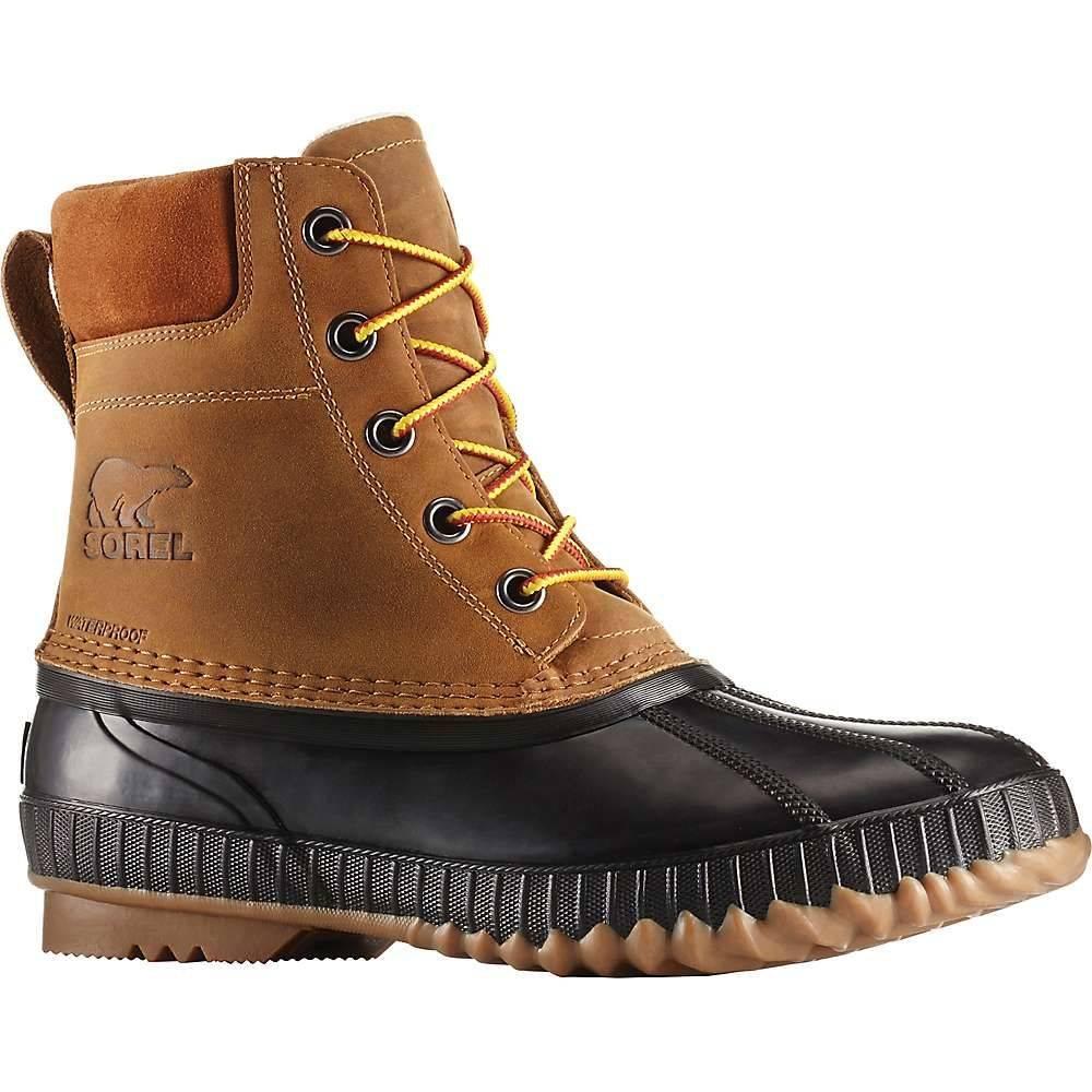 ソレル メンズ ハイキング・登山 シューズ・靴【Sorel Cheyanne II Boot】Chipmunk / Black