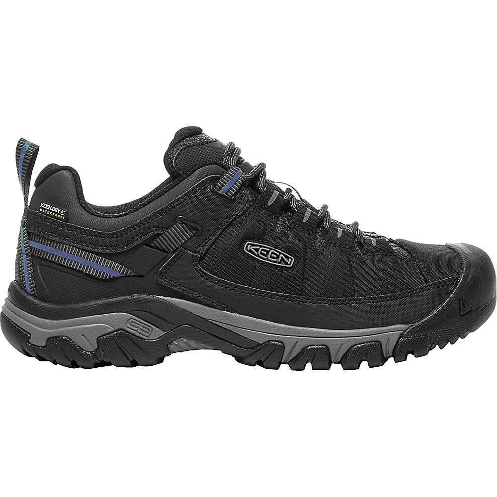 贅沢屋の キーン Targhee メンズ ハイキング・登山 シューズ Grey・靴 Exp【Keen Targhee Exp Waterproof Shoe】Black/ Steel Grey, 大人の趣味空間:0a1d279f --- canoncity.azurewebsites.net