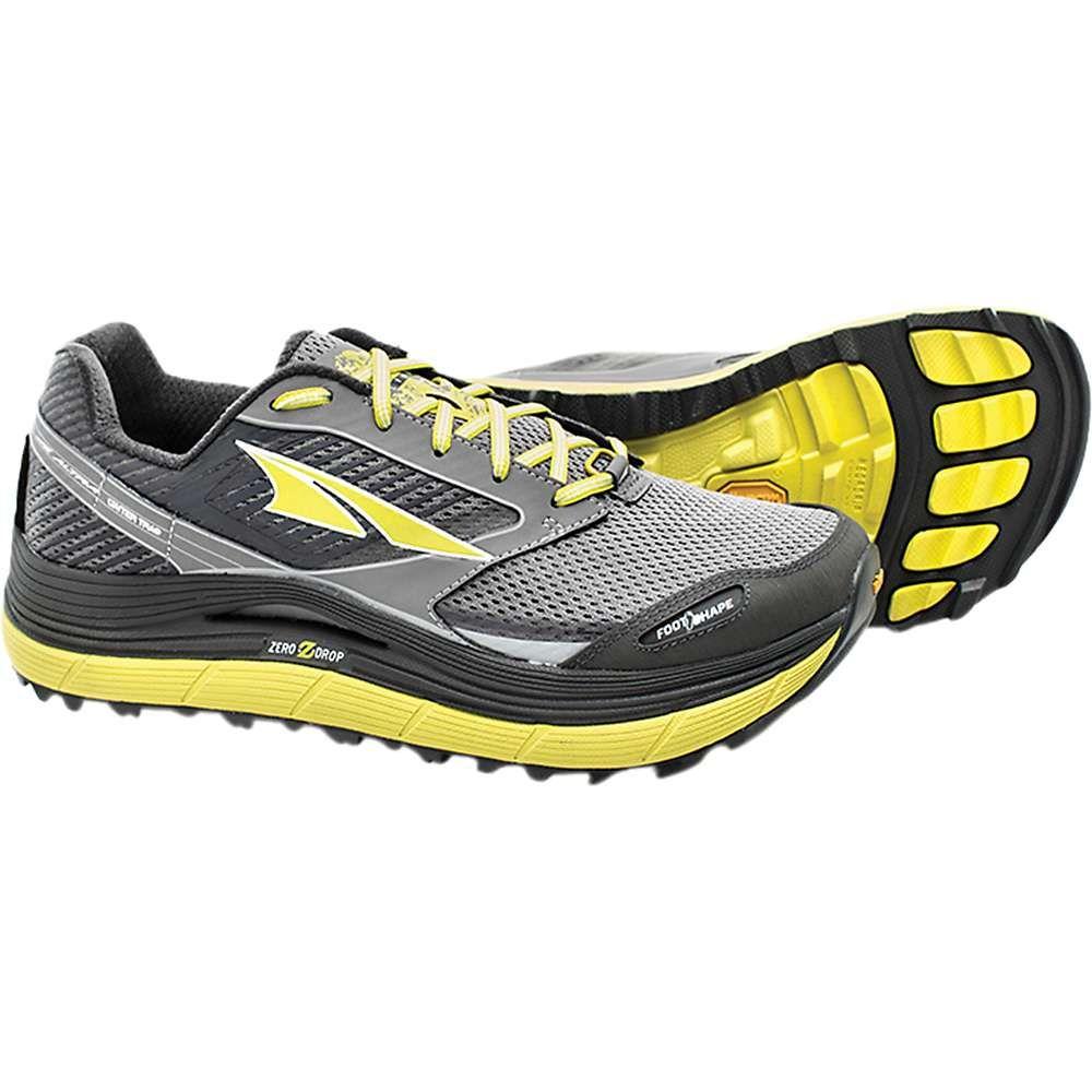 アルトラ メンズ 陸上 シューズ・靴【Altra Olympus 2.5 Shoe】Grey / Lime