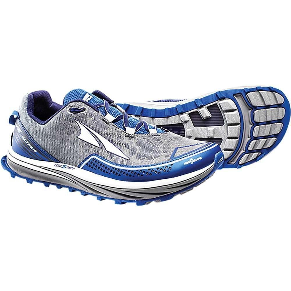 アルトラ メンズ 陸上 シューズ・靴【Altra Timp Trail Shoe】Blue